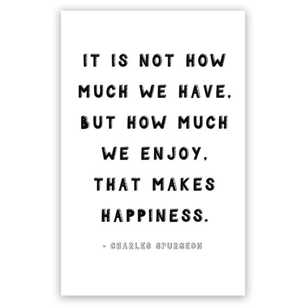Happiness Poster - FREE (pay for shipping only)