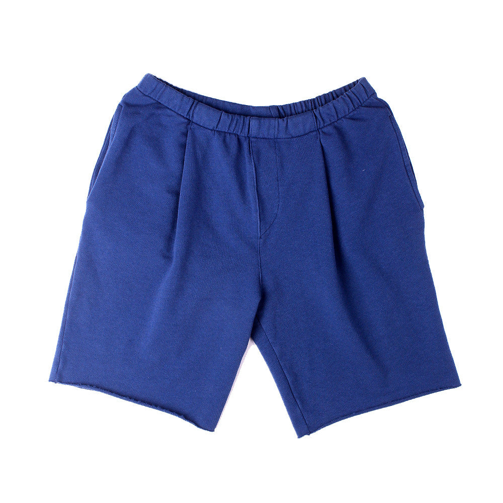 Lolo Pleat Shorts - Navy - Mimobee