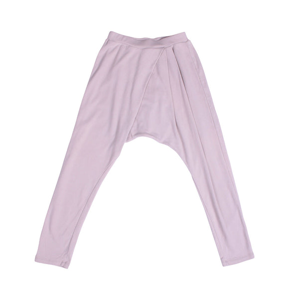 Loosey Goose Pleat Pants -  Cloudy Grey