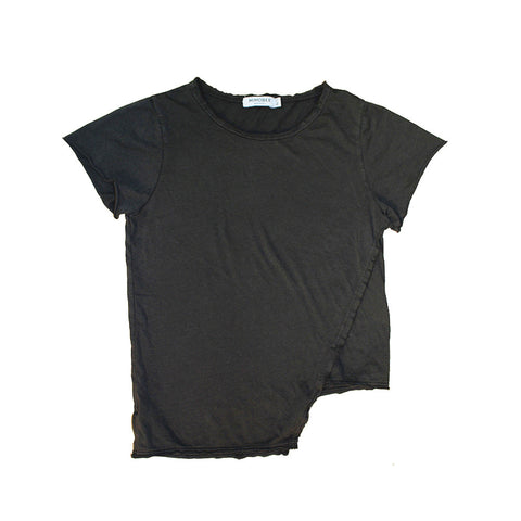 Slash Tee - Charcoal - Mimobee