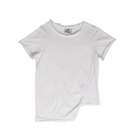 Slash Tee - White
