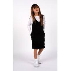 Slip Dress - Black - Mimobee