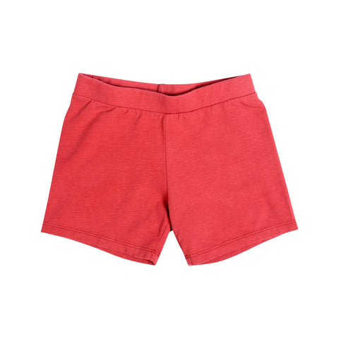 Standard Shorts - Chalk Red - Mimobee