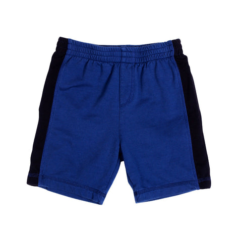 Stevie Panel Shorts - Navy