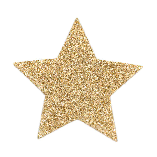 Flash Pastie Gold Star