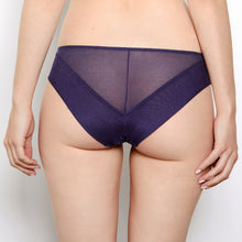 Load image into Gallery viewer, Abbie Purple Lace Knickers