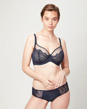 Load image into Gallery viewer, Bowery Mesh Plunge Bra