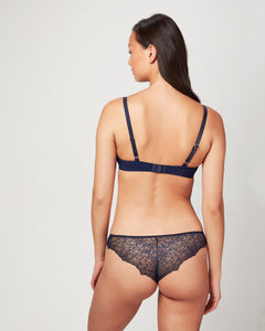 Crosby Micro-Jersey Plunge Bra