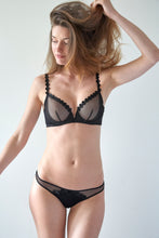 Load image into Gallery viewer, Briolette Jet Corset Knicker