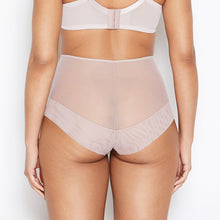 Load image into Gallery viewer, Abbie Vintage Rose High Waisted Knickers