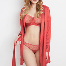 Load image into Gallery viewer, SOPHIA RED ROBE