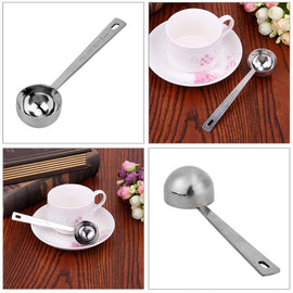 15ML/30ML Stainless Steel Coffee Scoop Tablespoon Measuring Spoons Tea Spoon