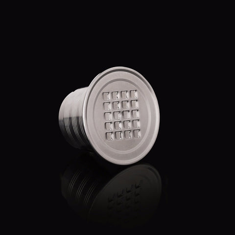 Nespresso Stainless Steel Refillable Coffee Capsule Coffee Tamper Reusable Coffee Pod