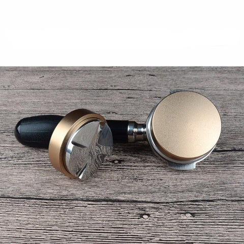 Coffee Tamper 58mm, Coffee Distributor/Leveler tool