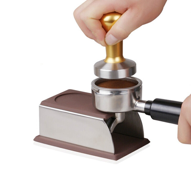 Coffee Tamping Stand Baristas Espresso Tamper Holder Tamp Station