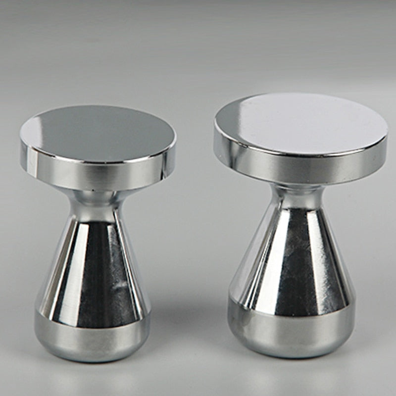 Duolvqi Practical Coffee Pressure Powder Bar Stainless Steel Coffee Tamper Powder Hammer Household