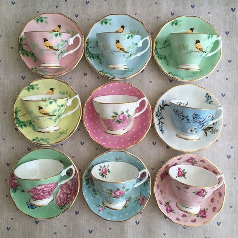 European coffee cups home drink essential afternoon tea cup set a variety of patterns can be
