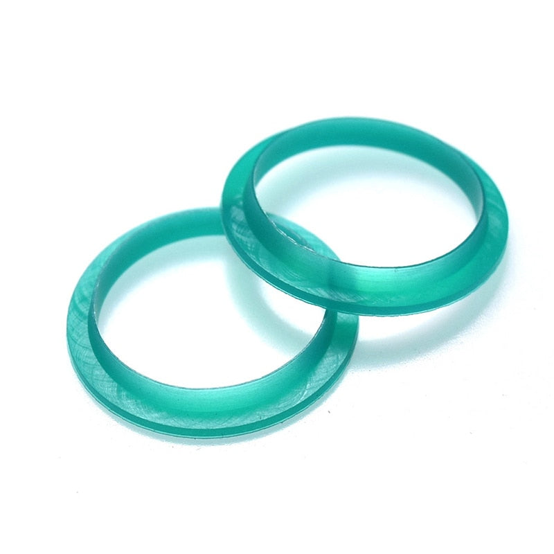 Food Grade Silicone Replacement Ring Coffee Capsule Sealing Ring Compatible With Nespresso