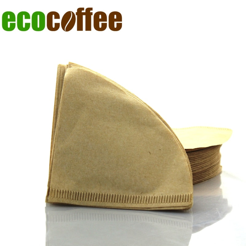 Quality Accessories for Delicious Coffee Maker Filters V60 coffee filters 2-4 cups