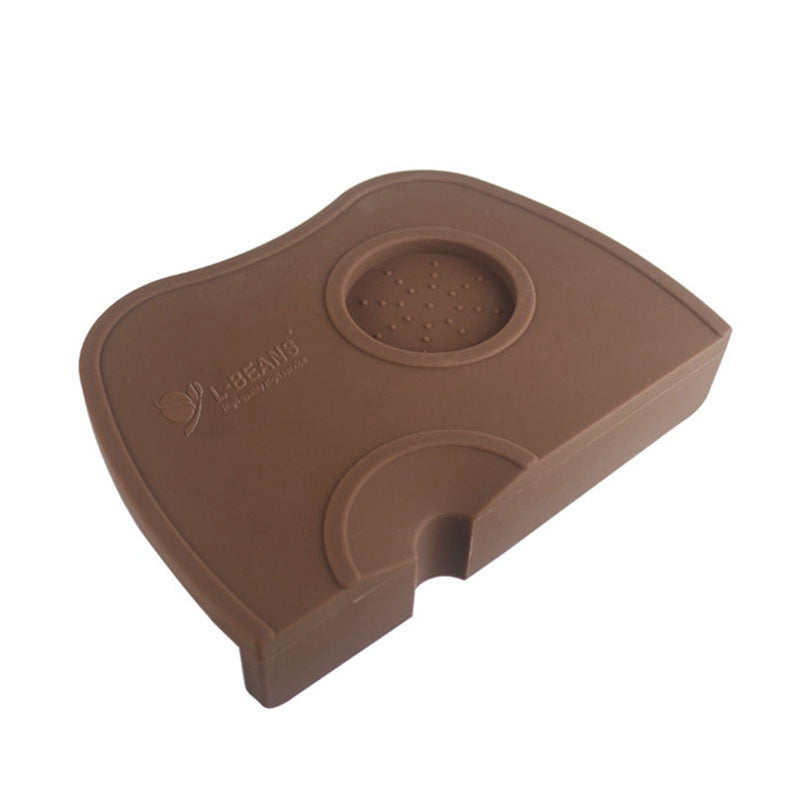 High Quality Espresso Coffee tamper mat Silicon corner mat(no coffee tamper)