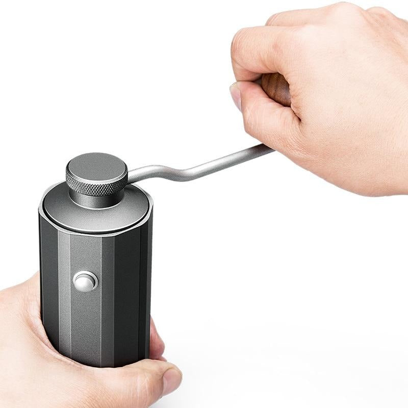 Manual coffee grinder Portable coffee mill stainless steel core Hand Manual Handmade Coffee Bean