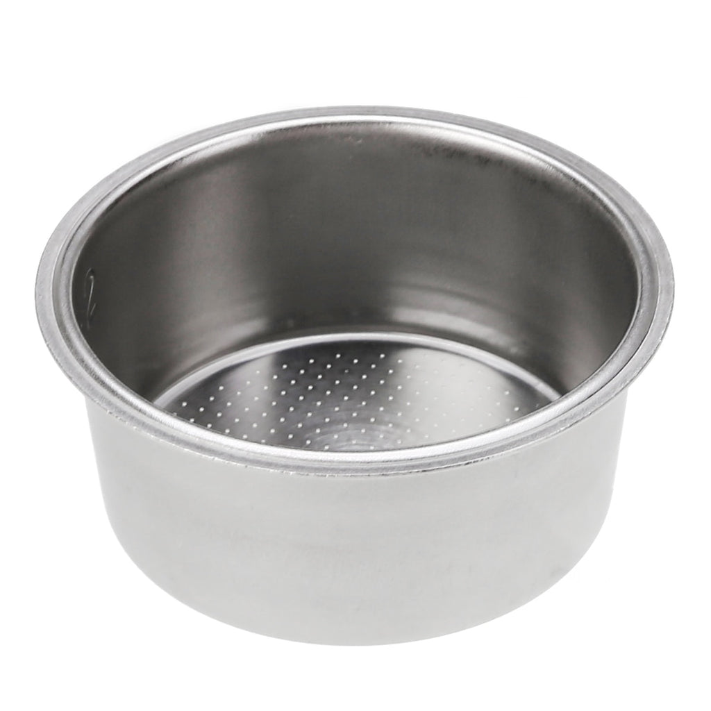 Mayitr Coffee Tea Filter Stainless Steel Non Pressurized Coffee Filter Basket For Coffee Machine