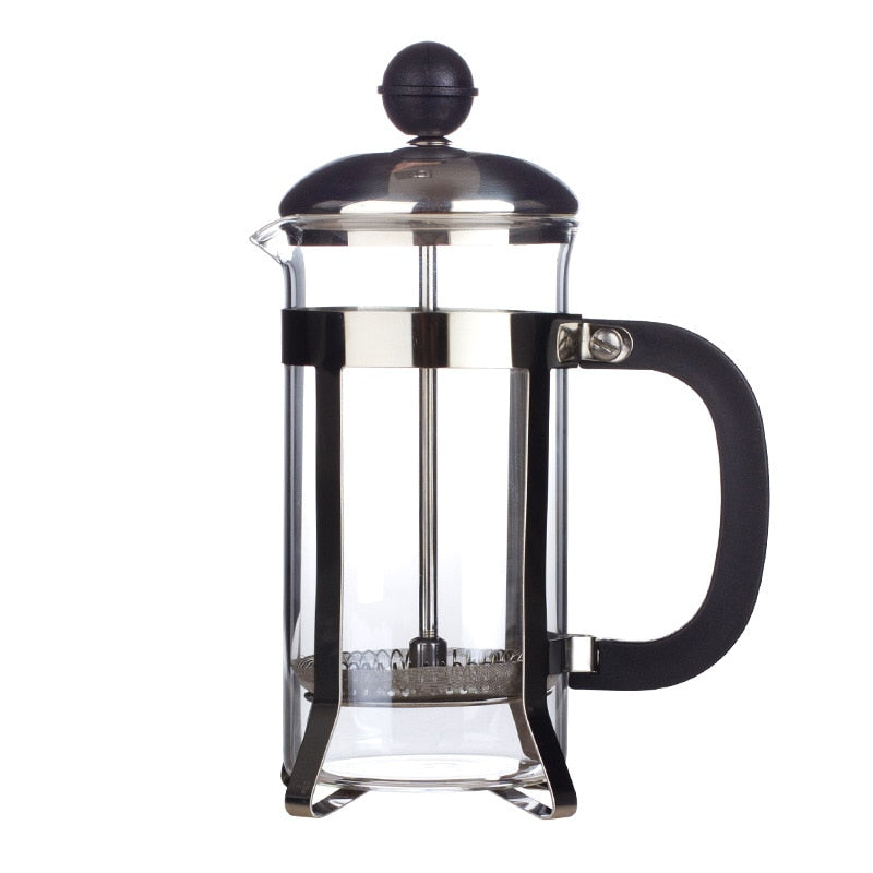 Multifunctional French Presses Coffee Pot Durable Coffee Kettle Teapot Practical Coffee Maker