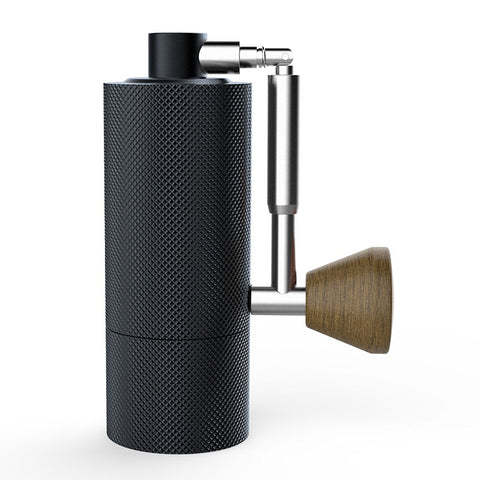 New foldable  Aluminum portable coffee grinder steel grinding core design super manual coffee mill