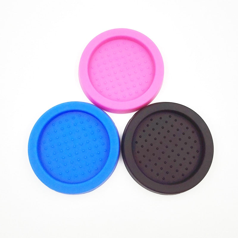Nice Espresso Coffee Tamper Silicone Round Tamper Mat (without coffee tamper) Diameter 6cm Great