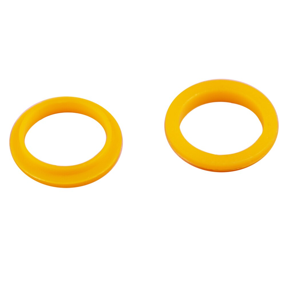 RECAPS 10pcs 20mm Silicone Replacement Ring Compatible with Nespresso Refillable Reusable Coffee Capsules Pods