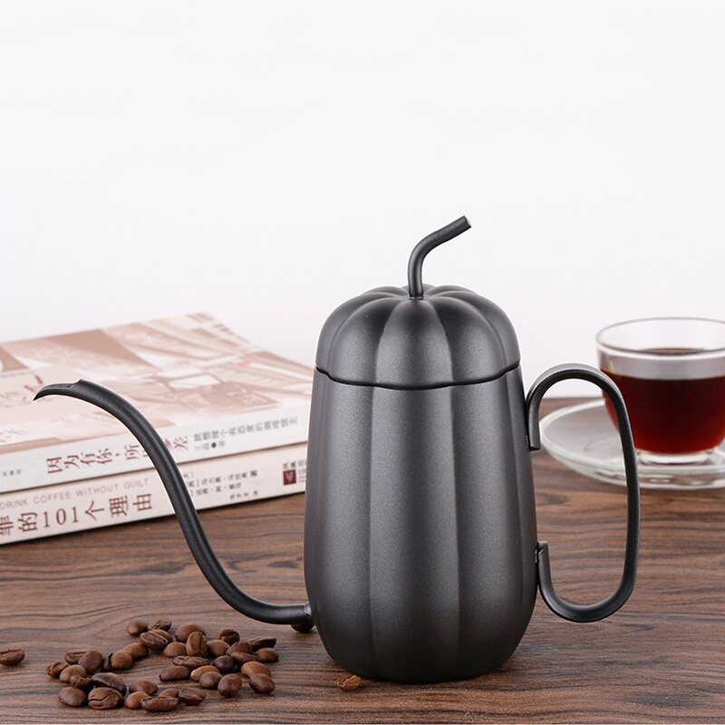 Rokene Stainless Steel Coffee Drip Kettle Gooseneck Pour Over Coffee Kettle Hand Drip Tea Pot with