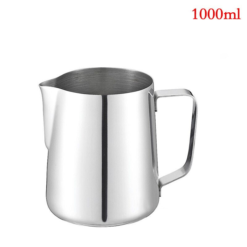 Stainless Steel Milk Jug Espresso cups Art Cup Tool Barista Craft Coffee Moka Cappuccino Latte