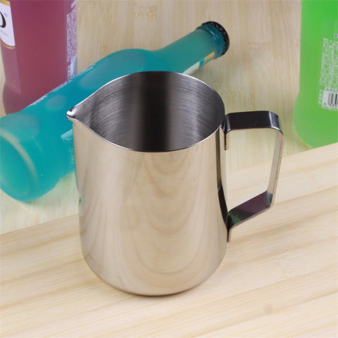 Thickened Japanese Style Coffee Pots Espresso Coffee Milk Jugs Mugs Frothing Cup Handle Craft Coffee