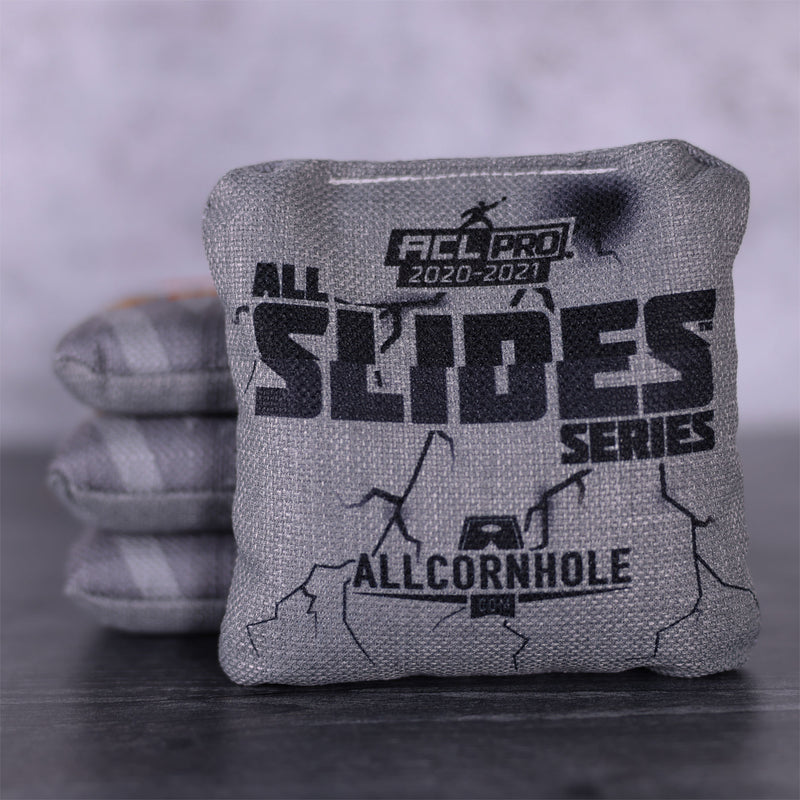 All Slides Cornhole Bags (Grey)