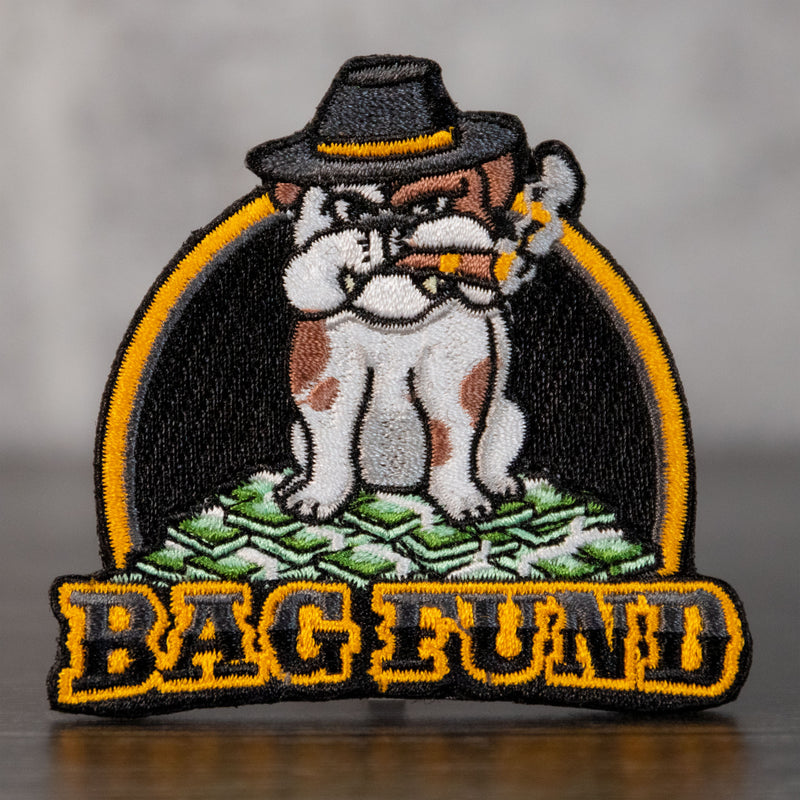 Bag Fund Velcro Patch