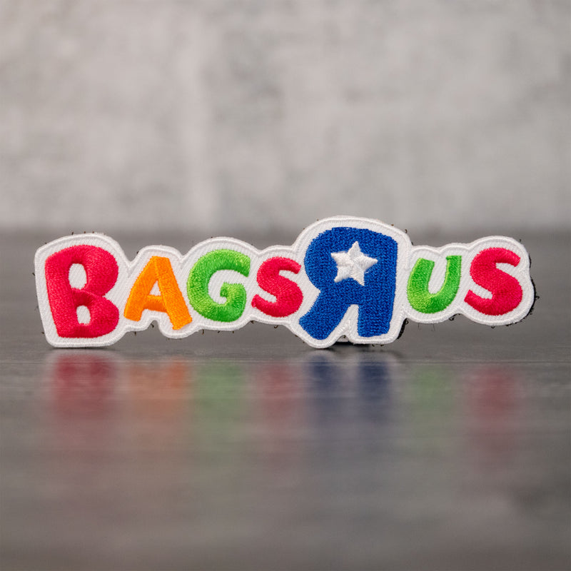 Bags R Us Velcro Patch