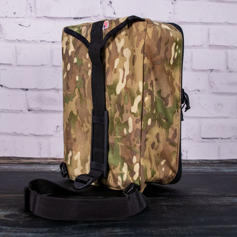 Double Camo Cornhole Bags Carrying Case