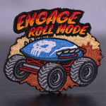 Engage Roll Mode Velcro Patch