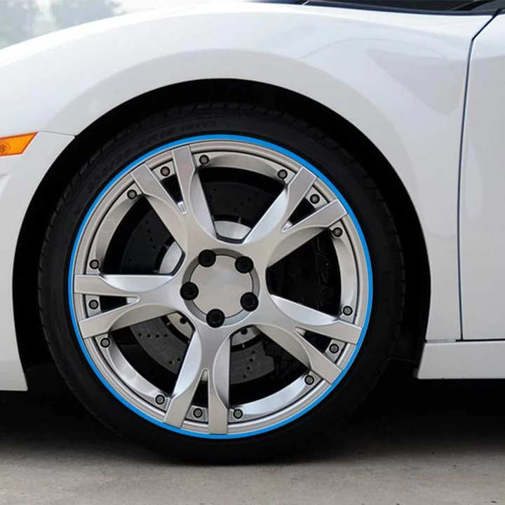 Last Day Only $.9.99 Pro Wheel Rim Protector