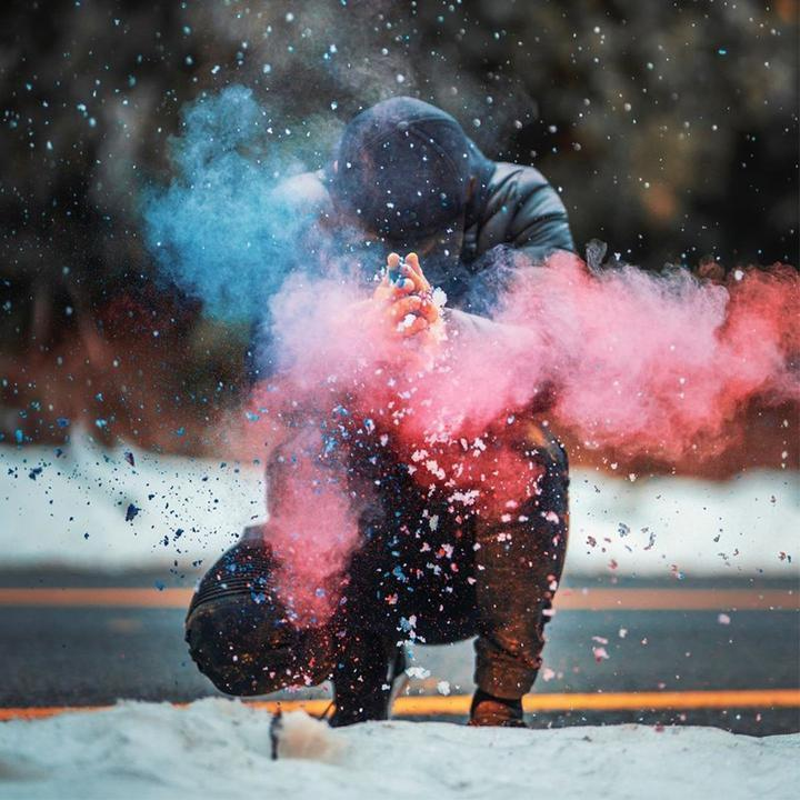 🎉Super Carnival🎉Smoke Bomb Colorful Spray Smoke Effect【Only$6.99】