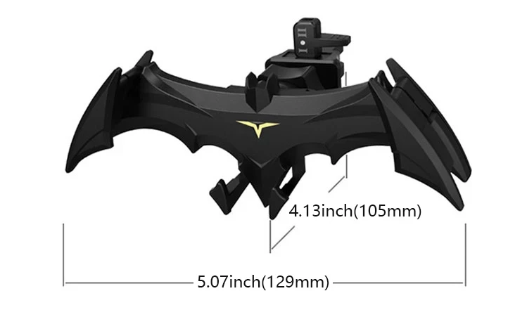 PERFECT PHONE MOUNT CAR-BAT
