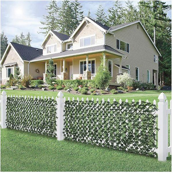 Hot Selling 50% OFF-- Expandable Faux Privacy Fence(BUY 4 FREE SHIPPING)