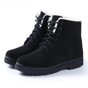 Ankle High Women's Boots, Ladies Winter Boots