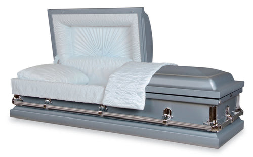 Casket Blue Grace