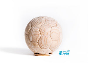 Miniture Wooden Football
