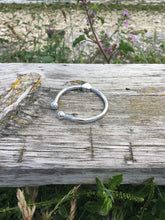 Load image into Gallery viewer, Sterling Silver Bangle for ashes