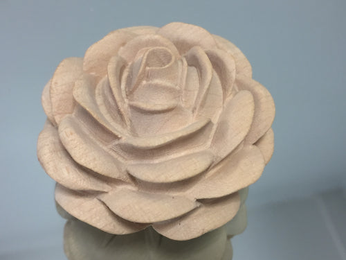 Rose Wooden Keepsake