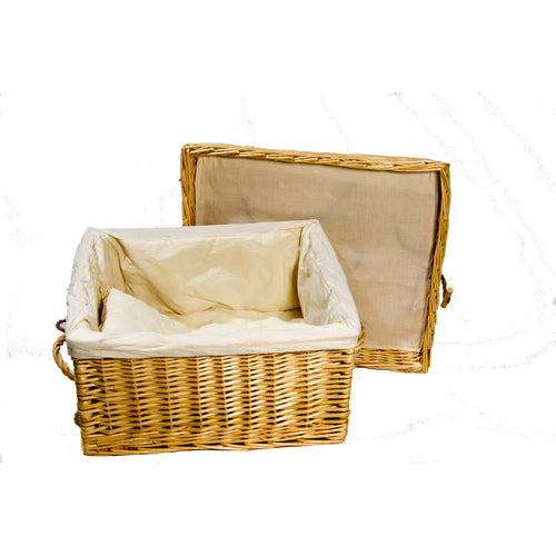 Large Willow pet coffin
