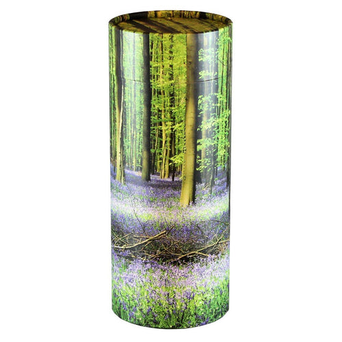 Bluebell Forest Scatter Tube