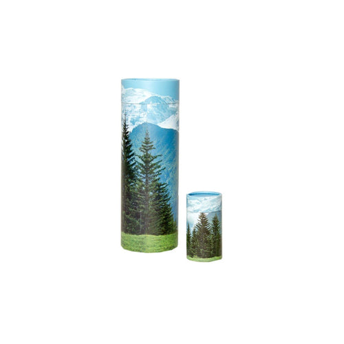 Mountain Forest Scatter Tube Small